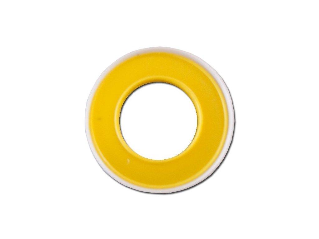 Teflonová páska 12mmx0.075mmx5M