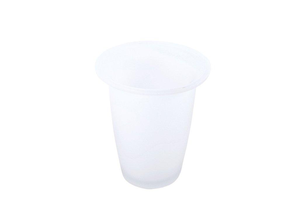 Skleněná miska na WC štětku Slezák RAV SKL003
