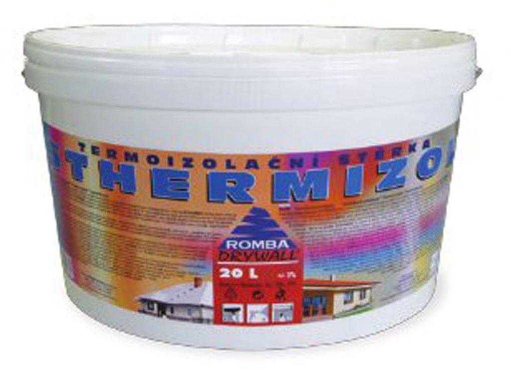 Sthermizol 10L Termoizolační stěrka nátěr
