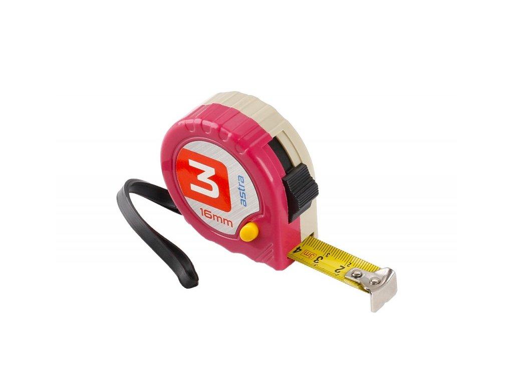 Metr svinovací ASTRA 3mx16mm