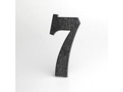 KATEON DCBCB07 Belwe 7 Domovní číslo popisné, břidlice