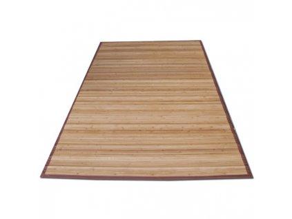 Max Bambusová rohož plátková CARBONIZED 1,5m x 2,4m
