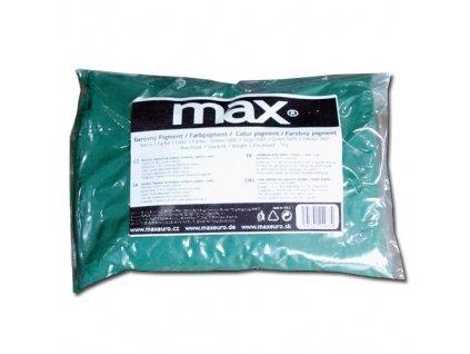 Max Práškový pigment do betonu - zelený
