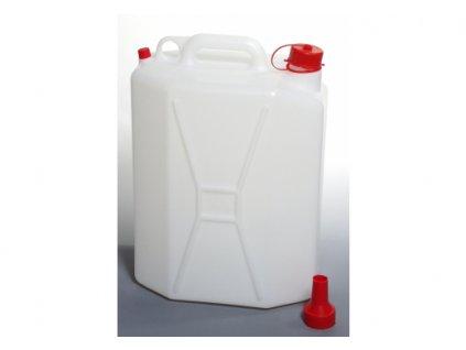 J.A.D. TOOLS Plastový kanystr na vodu 30l. s odvzduš. ventilem