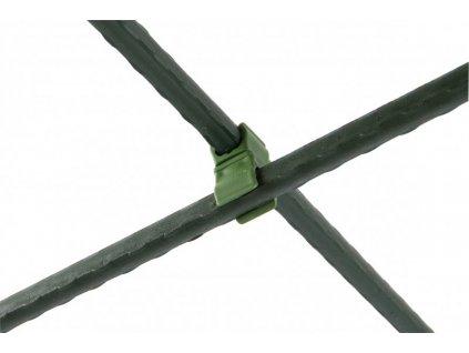 Spojka plastová(kloub) 8 mm