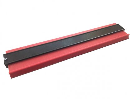 HUKA 20i-EM Obrysová šablona 3D červená