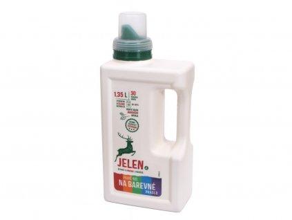 Jelen prací gel na barevné prádlo 1,35 l