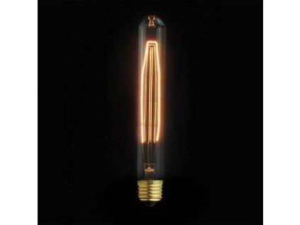 Max retro7 žárovka edison E27 40W teplá bílá