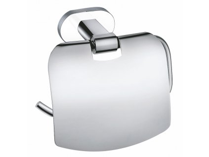 Držák toaletního papíru Slezák RAV YUA0400CB chrom/bílá