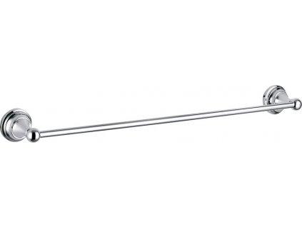 Držák ručníků délky 650,5mm Slezák RAV MKA0701/65 chrom