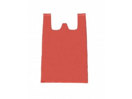 Maxpack RE10 Taška mikroténová 10 Kg červená 11mic - 2000ks