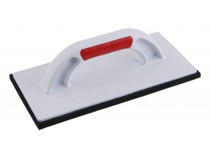 FESTA Hladítko plastové s gum.pěnou 280x140x10mm