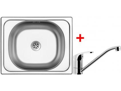 Sinks CLASSIC 500 6M+PRONTO