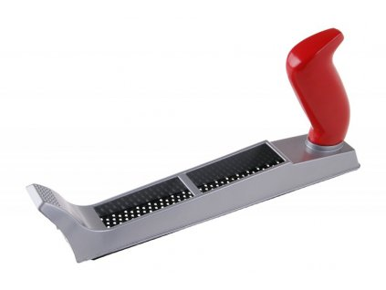 LEVIOR 8406 Rašple 250x40mm, červená