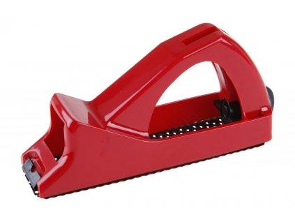 LEVIOR 8403 Rašple 140x40mm, červená