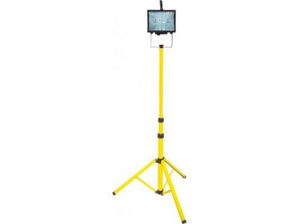 Levior 37602 Reflektor světlo stavební halogenové 400W, teleskopické