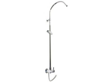 Sprchová tyč k nástěnné sprchové nebo vanové baterii Slezák RAV SD0110