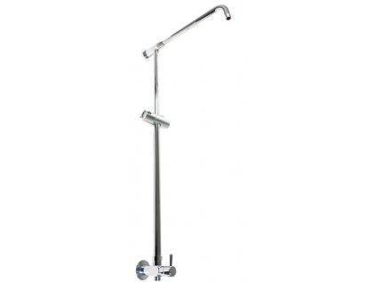 Sprchová tyč k podomítkovým bateriím Slezák RAV SD0108 SD0109 - teleskopická/chrom