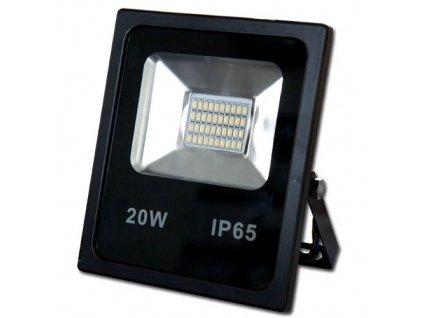 FL20 SMD LED reflektor 20W ULTRA Slim 1600LM - světlo