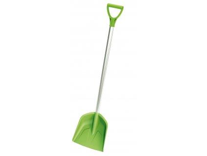 HUKA Lopata LOAD BABY zelená, kovová násada 71cm