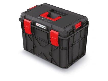 Kistenberg KXB604040 X BLOCK PRO kufr na nářadí 546x380x407, černý