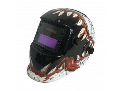 Max 350D-Venom Kukla svářecí samostmívací