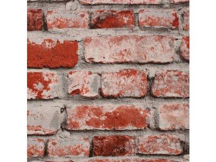 Max 22072 tapeta vliesová natural BRICK cihlová zeď 0,53m x 9,5m