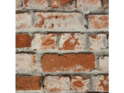 Max 22071 tapeta vliesová natural BRICK cihlová zeď 0,53m x 9,5m