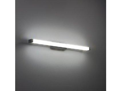 LED Světlo nástěnné černé, 590x75x50mm - LWA196