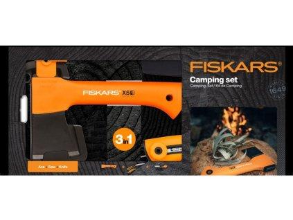 Fiskars 1057912 Kempingový set