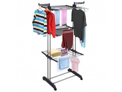 Vertikální sušák na prádlo HS06574