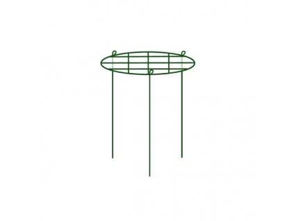 Max kruhová podpěra rostlin s mřížkou průměr 30cm, výška 45cm