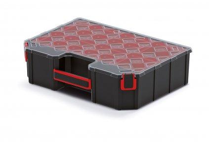 Kistenberg KTG403010B-S429 Organizér vysoký TAGER 390x284x105 (krabičky)