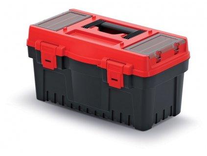 Kistenberg KEV5025-3020 Kufr na nářadí EVO červený 476x260x256 mm