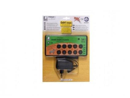 NG 49184 Odháněč kun, myší a potkanů MAX ultrazvukový s adaptér