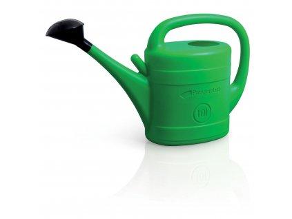 SPRING plastová konev 3l zelená IKSP03