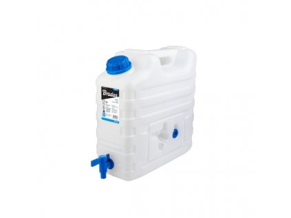 Bradas KTZ15 Kanystr na vodu s kohoutem 15L
