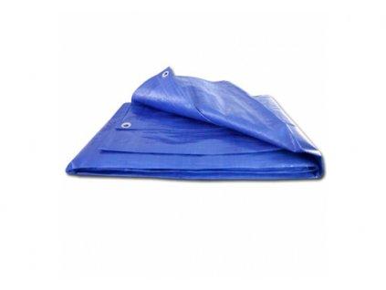 HUKA 23PN Plachta zakrývací s oky 2x3m, modrá