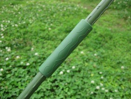 Spojka pro opěrnou tyč 8mm přímá - set 10ks