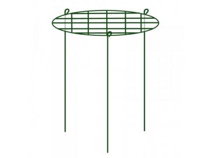 Max kruhová podpěra rostlin průměr 50cm, výška 75cm