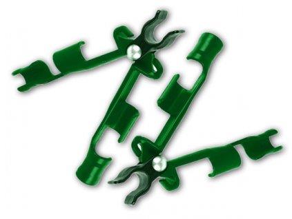 Bradas Spojka pro opěrnou tyč 16mm nastavitelná - set 3ks