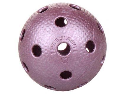 Pro League florbalový míček fialová varianta 12416