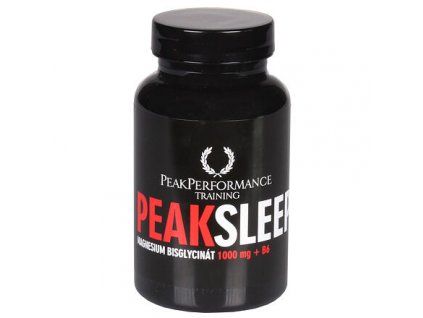 PeakSleep Magnesium balení 100 tablet