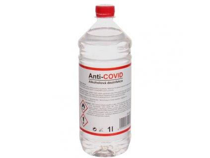 Anti-COVID alkoholová dezinfekce objem 1 l