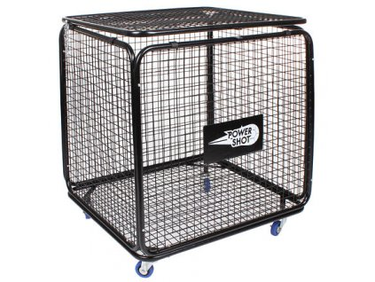 Storage Cage Wheels klec na míče varianta 40367