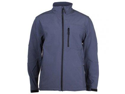 SBP-1 pánská softshellová bunda šedá velikost oblečení XXL