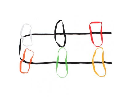 Vycházkové lano pro 12 dětí varianta 25506