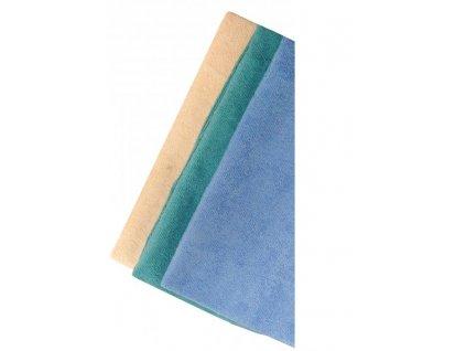 HomePoint Utěrka mirovlákno 40x40cm 235g, modrá