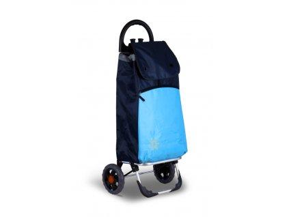 KANGURO ICE C110 Nákupní taška na kolečkách s termoboxem, 55l