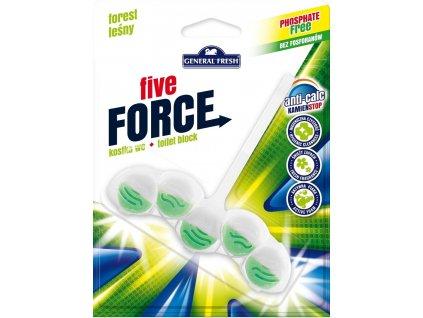 GF Five Force WC závěs 50g Pine